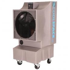 COOL-SPACE Glacier Bio-Luftkühler Verdunstungskühler 60 Liter