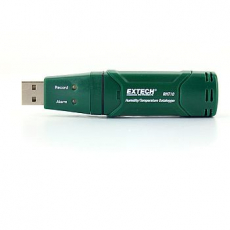 EXTECH TH 10 USB Temperatur Datenlogger