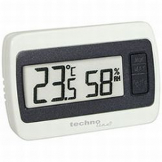 Techno Line Compact Indoor Thermo - Hygrometer