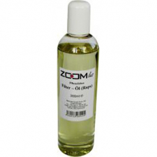 ZOOMlus Filteröl  300 ml (Flasche)