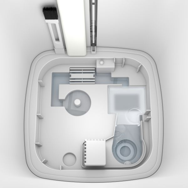 stadler form eva ultraschall luftbefeuchter weiss. Black Bedroom Furniture Sets. Home Design Ideas
