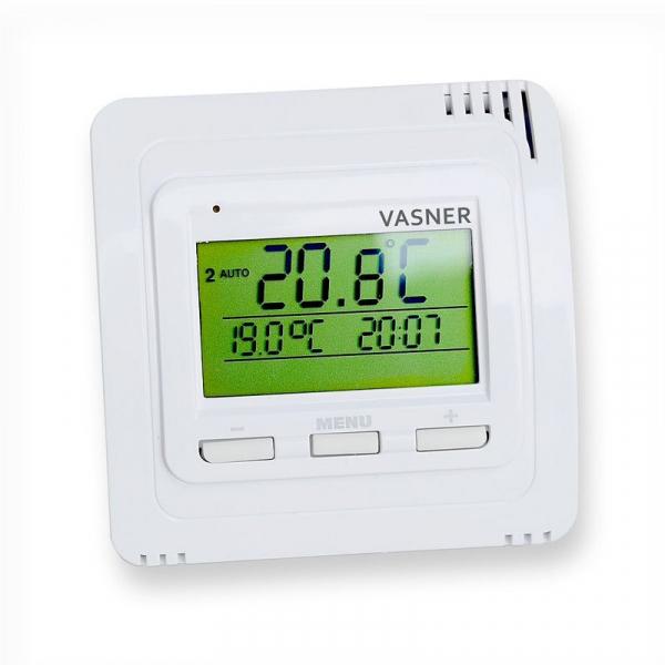 vasner funk thermostat steckdosen set vftb as f infrarotheizung greentronic luftreiniger. Black Bedroom Furniture Sets. Home Design Ideas
