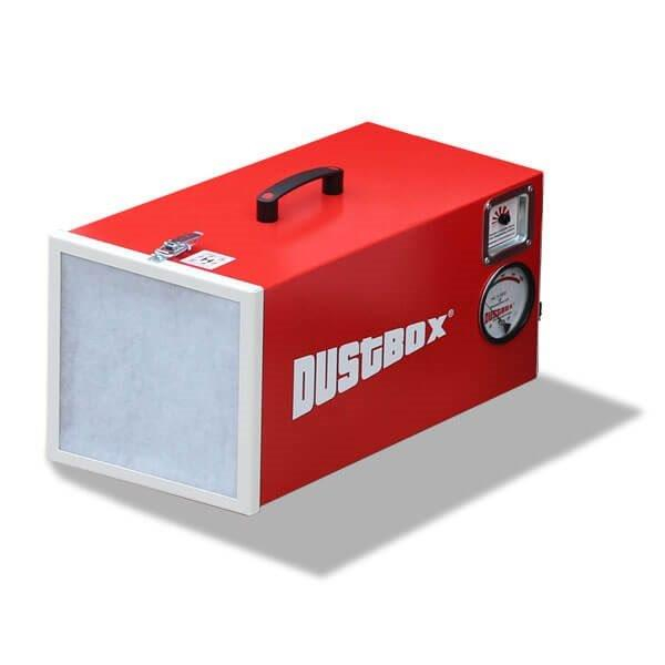 DustBox 1000 Hochleistungs-Luftreiniger H14
