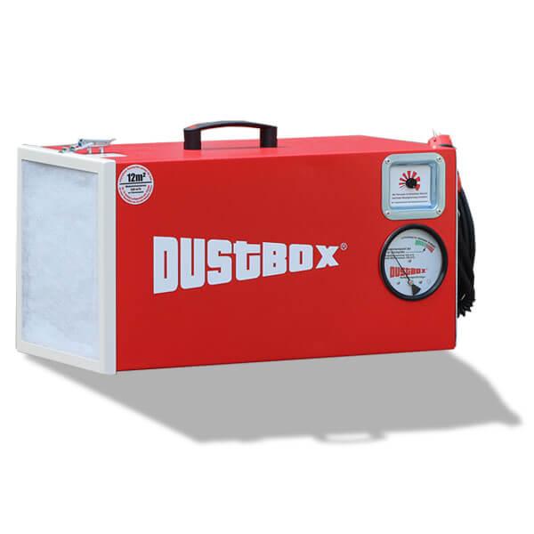 DustBox 1000 VSC Hochleistungs-Luftreiniger H14