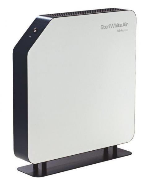Hönle 92190 SteriWhite Air Q115 Luftreiniger UVC-Luftentkeimungsgerät mit Standfuß