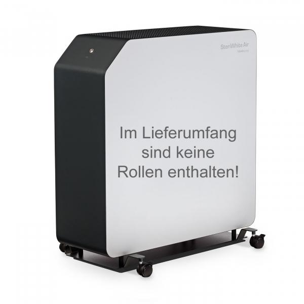 Hönle 092195 SteriWhite Air 600 Luftreiniger UVC-Luftentkeimungsgerät mit Wand- / Deckenhalterung