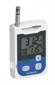 GANN 9640 DATENLOGGER KLIMA 30 Luft-Feuchte / Materialtemperatur