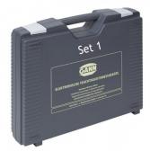 GANN M 4050 HYDROMETTE Set 1 Luft-/Bau-/Holzfeuchte- /Temperatur