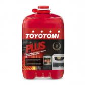 TOYOTOMI / zibro Laserofen LC-130 incl. Petroleumpumpe 0,8 - 3kw