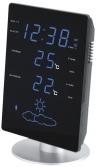 Techno Line WS6820  LED Funk-Wetterstation mit Außensender