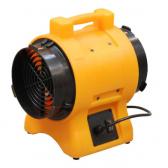 MASTER Air Mover Profi-Ventilator BL-6800 Lüfter 750W_ gelb