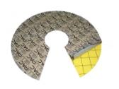 Aura GLUPAC Haftklebefolie INL 198 -6-er Pack - gelb