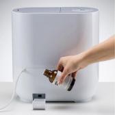 BONECO Luftbefeuchter U300 Ultraschall-Vernebler weiß