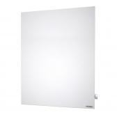 VASNER Konvi VE1000W Infrarot-Hybridheizung vertikal Metall weiß