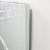 VASNER Citara 700 G Glas Infrarotheizung 700 Watt weiß