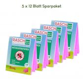 SILVA RASCH MÜCKENFREIPAPIER der 420 Std. Mückenschutz 60Blatt