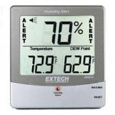 Extech 445814 Hygro-Thermometer Feuchtemessgerät mit Alarm