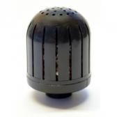 airbi Twin Ultraschall Luftbefeuchter mit Ionisation schwarz