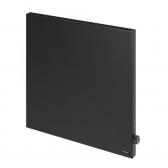 VASNER Konvi 600 W Hybrid Infrarotheizung mit Thermostat schwarz