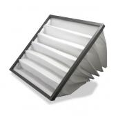 Ersatz-Taschenfiltervorabscheider G4 für DustBox 2000 Hochleistungs-Luftreiniger H14