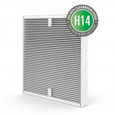 Roger & Roger big Dual Filter (HEPA H14 & Aktivkohlefilter)