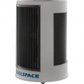 COOL - SPACE FLURRY mobiler Bio-Verdunstungskühler Luftkühler 36L