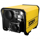 Ecor DryFan DH3500 Profi Trockenmittel-Luftentfeuchter gelb