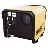 Ecor DryFan DH2500 Profi Trockenmittel-Luftentfeuchter gelb