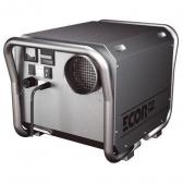 Ecor DryFan DH2500 Profi Trockenmittel-Luftentfeuchter Edelstahl