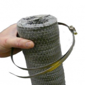 Ecor flexibeler Schlauch 80 mm Durchmesser und 6 Meter Länge