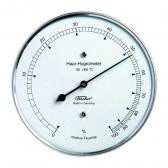 Fischer Analog Echthaar-Hygrometer   Feuchtigkeitsmesser