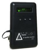 Laser Partikel - Messgerät Dylos DL 2 - PC
