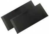 IND65 & EX55 GLUPAC Klebefolie 6139 schwarz 10er Set_Klebefläche