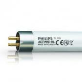 EXOCUTOR UV-Röhre BL8 Watt TPX 8-12S bruchgeschützt 300mm VE2