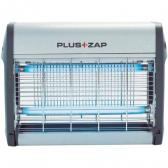 PlusZap 16 Watt Stromgitter UV Insektenvernichter Aluminium