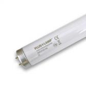 PlusLamp UV-Röhre 18 Watt splitterfrei 600mm Leuchtstoffröhre