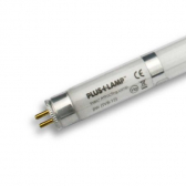 PlusLamp UV-Röhre 8 Watt splitterfrei 300mm Leuchtstoffröhre