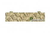 GLUPAC Klebefolie INL 170 gelb 12-er Pack