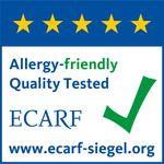 LOGO ECARF Coway Classic 1018F ist ECARF-zertifiziert
